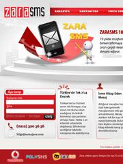 ZARA SMS